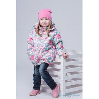 """Демисезонная куртка для девочки """"Волшебные сны"""" Sweet Cocoon"""
