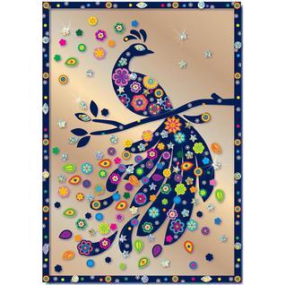 Набор для творчества изготовление Райская птица (антистресс)АС 43-234