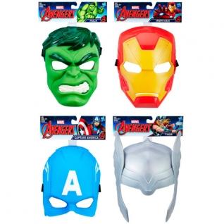 Hasbro Avengers Hasbro Avengers B9945 Маска Мстителя (в ассортименте)