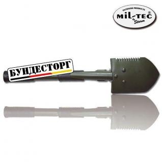 Mil-Tec Лопата складная оливкового цвета