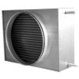 EVR WKK 160/2 воздухонагревательводяной круглый