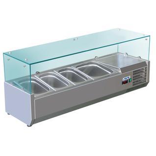 GASTRORAG Витрина холодильная GASTRORAG VRX 1200/330