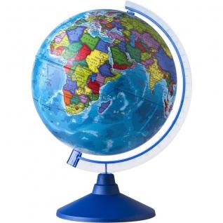 """Глобус Земли """"Классик Евро"""" - Политический, 25 см Globen"""