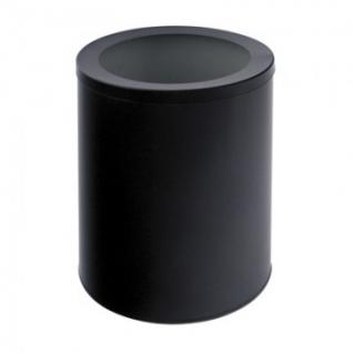 Корзина для бумаг 250 низ. черный