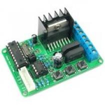 Контроллер шагового двигателя на 1 ось