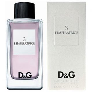Dolce & Gabbana №3 L'Imperatrice туалетная вода, 100 мл.
