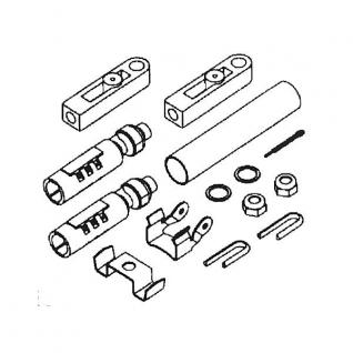 Ultraflex Комплект установочный для кабелей Ultraflex K-57 39238E