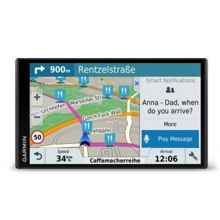 GPS-автонавигатор Garmin DriveSmart 61 Europe (010-01681-13) LMT-D