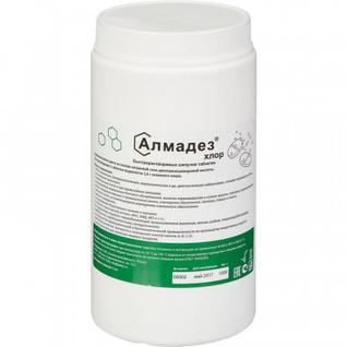 Хлорные таблетки Алмадез-Хлор 1,0 кг