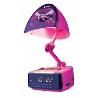 Радиочасы VITEK Winx WX-4051 MS