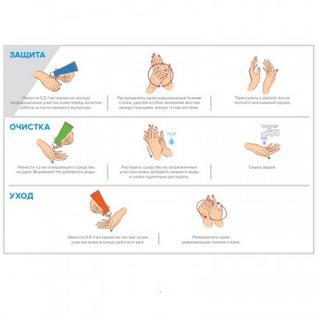 Крем защитный Primaterra UV PROTECT для лица и рук от UF 100 мл