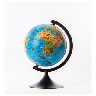 Зоогеографический глобус, 21 см Globen
