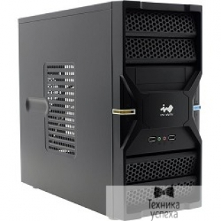 Inwin Mini Tower InWin ENR-036BL Black w/o PSU mATX 6120741