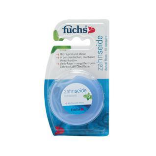 Зубная нить FUCHS с мятой и фтором