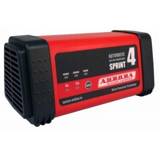 Интеллектуальное зарядное сетевое устройство AURORA SPRINT 4 (6/12В) AURORA