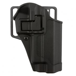 Blackhawk Кобура Blackhawk CQC P220/P225/P226/MK25 правостор., цвет черный