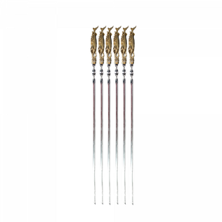 Подарочный набор шампуров Осетр