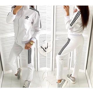 Спортивный костюм Adidas женский + большой размер р.40-60