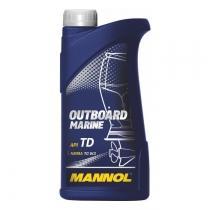 Моторное масло MANNOL Outboard Marine 1л арт. 4036021101750
