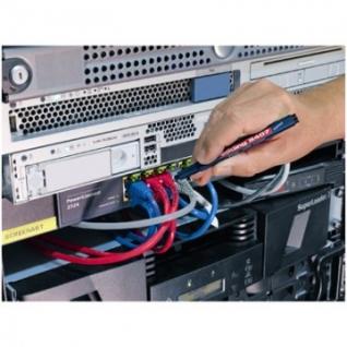 Маркер Для кабеля EDDING E-8407/S 0,3мм 4 цв.