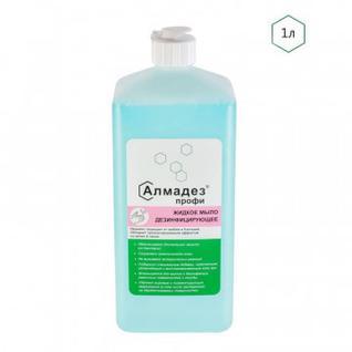 Дезинфицирующее мыло Алмадез-Профи 1 л (флип-топ)