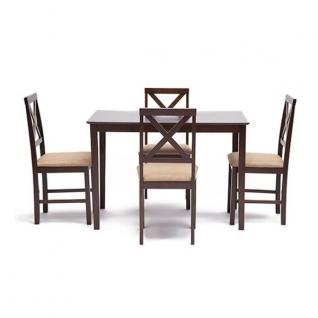 Комплект «Хадсон» (Hudson) (стол + 4 стула)