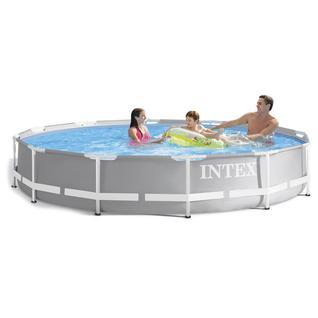 Intex Бассейн каркасный Intex 26710, 366х76 см