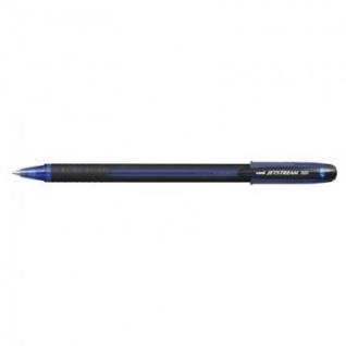 Ручка шариковая Uni Jetstream SX-101-07 неавт. синяя, 0,7мм