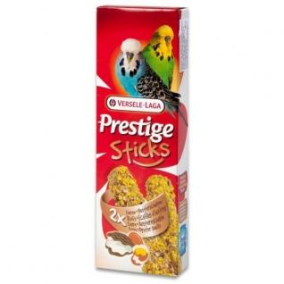 VERSELE-LAGA VERSELE-LAGA палочки для волнистых попугаев Prestige с яйцом и ракушечником 2х30 г