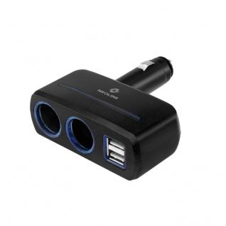 Разветвитель на 2 прикуривателя и 2 USB Neoline SL-220 Neoline