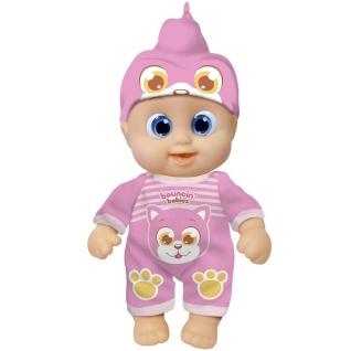 Куклы и пупсы Bouncin' Babies Bouncin' Babies 802004 Кукла Бони, 16 см (пьет и писает)