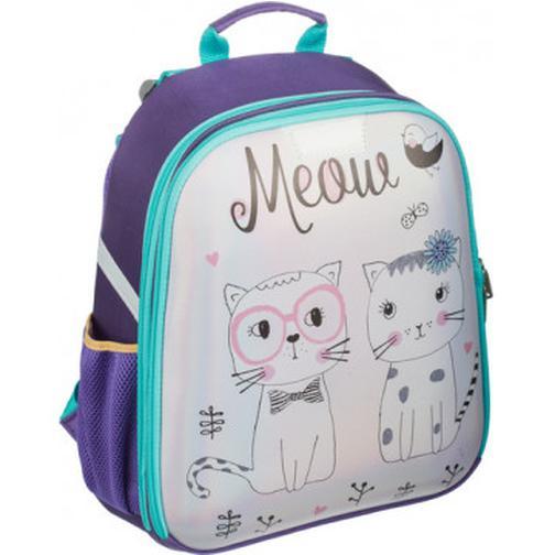 Ранец N1School Meow, экокожа 37857539 4