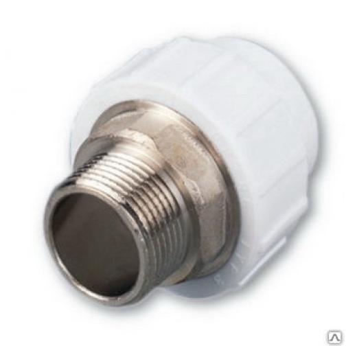 Муфта комбинированная НР 50-1 1/2 под ключ 1380