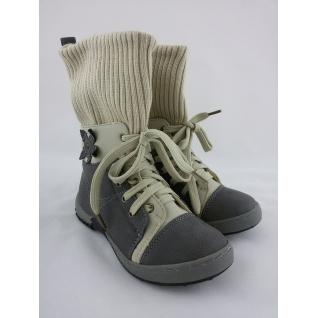G11134B серый Сапожки для девочки р.25-30 (29) Барракуда