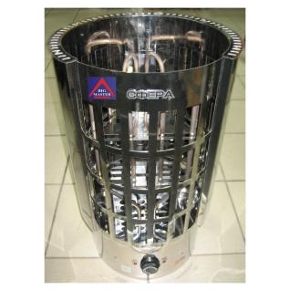 Электрокаменка для сауны Сфера ЭКМ-4,5 (встроенный пульт)