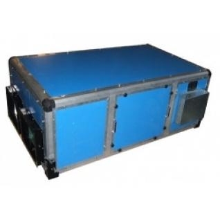 Приточно-вытяжная установка AIR SC LHE-250WB с рекуперацией, автоматика, ПУ
