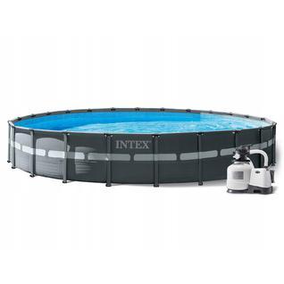 Intex Каркасный бассейн Intex, Ultra Frame 26330 549х132см, 26423л
