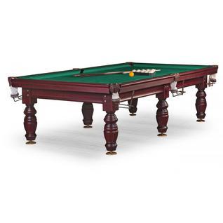 Dynamic Billard Бильярдный стол для русского бильярда «Дебют» 9 ф (махагон)