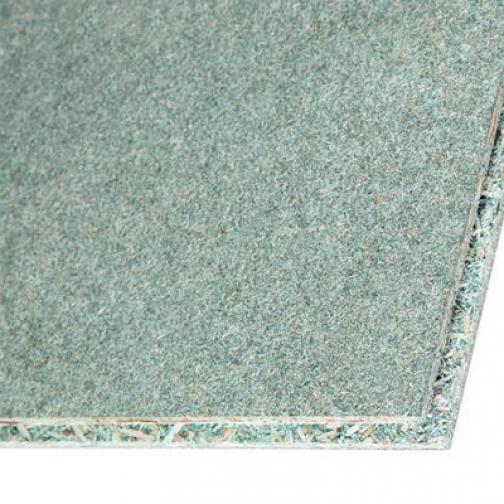 ДСП плита шпунтованная 2440х900х12мм влагостойкая (2,2 кв.м.) / QUICKDECK Professional ДСП лист шпунтованный 2440х900х12мм влагостойкий (2,2 кв.м.) 36983495