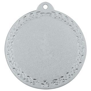 Медаль футбол 50 мм серебро DC#MK315b-S