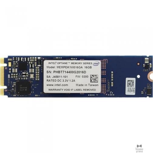 Intel Intel SSD 16GB M.2 OPTANE MEMPEK1W016GAXT 36982569
