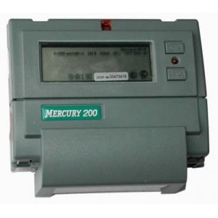 Электросчетчик Меркурий 200.04 многотарифный