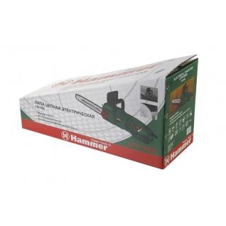 Пила цепная Hammer Flex CPP1800B 1800Вт 816м/мин шина 16 цепь 3/8-1.3мм-57