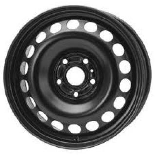 Колесные диски ТЗСК Hyundai Solaris/Kia Rio 6x15 4x100 ЕТ48 54.1 черный