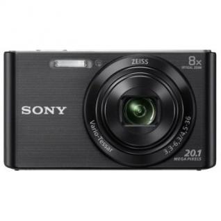 Фотоаппарат Sony Cyber-shot DSC-W830/B ,черный