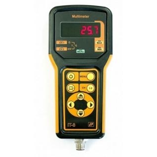 Измеритель температуры цифровой портативный IT-8-SR/SR повышенной точности