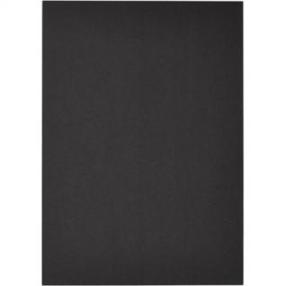 Обложки для переплета картонные Promega office чер.ленA4,250г/м2,100шт/уп.