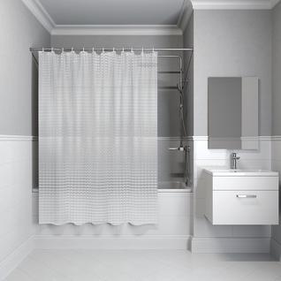 Штора для ванной комнаты IDDIS 500E18Si11
