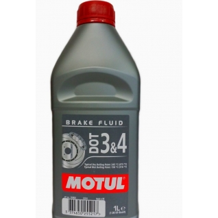 Тормозная жидкость MOTUL DOT 3&4 BF FL 1л