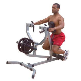 Body Solid Тяга к себе сидя с упором в грудь Body Solid GSRM-40